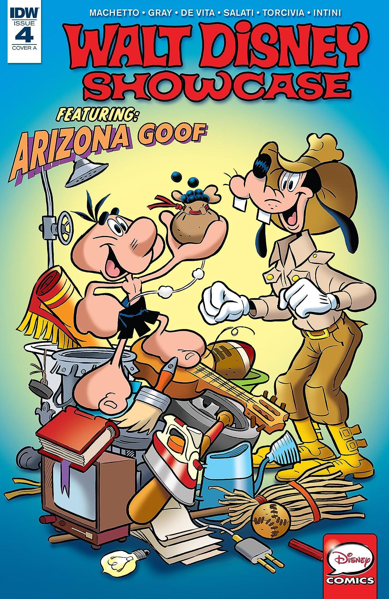 Walt Disney Showcase #4