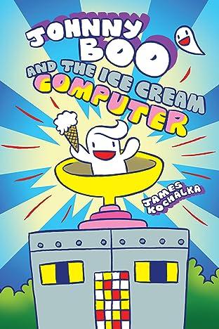 Johnny Boo Book 8: The Ice Cream Computer