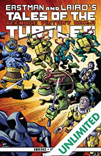 Tales of the Teenage Mutant Ninja Turtles Omnibus Vol. 1