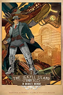 The Jekyll Island Chronicles Vol. 2: A Devil's Reach