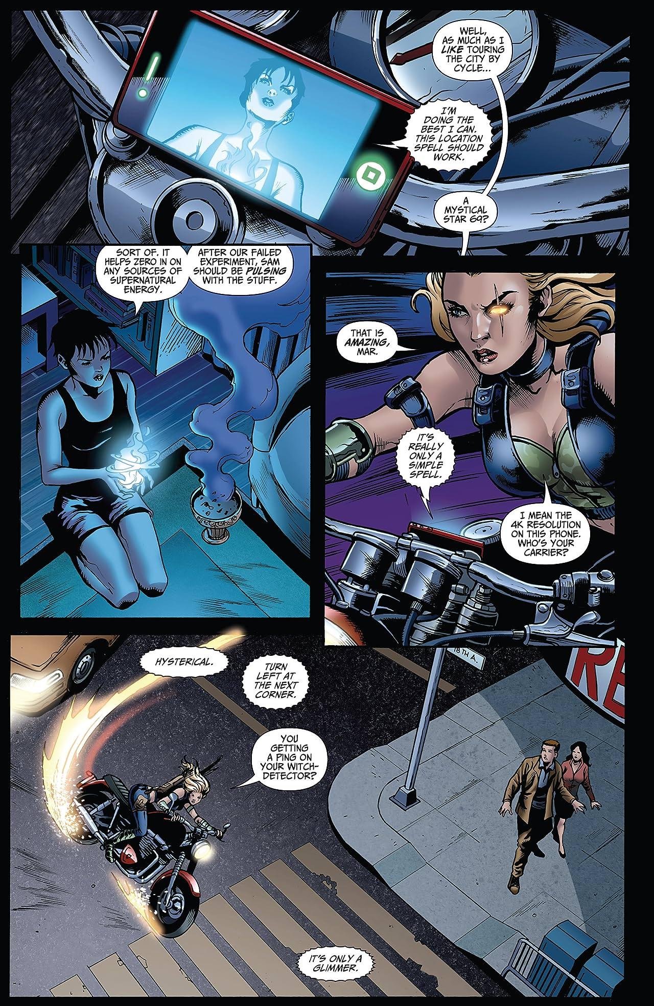 Robyn Hood: The Curse #2