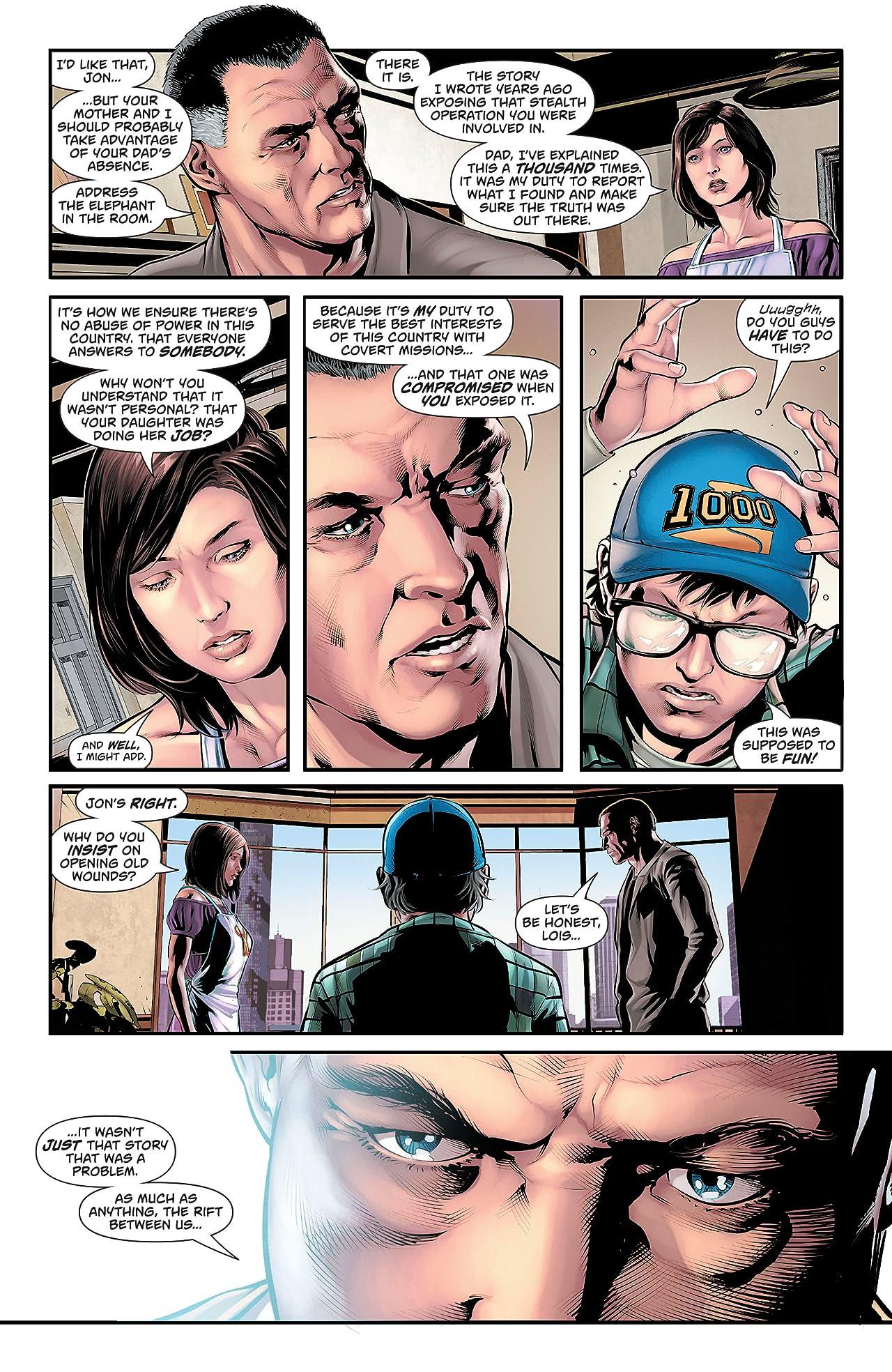 Action Comics (2016-) #999