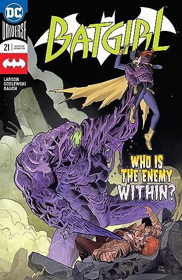 Batgirl (2016-) #21