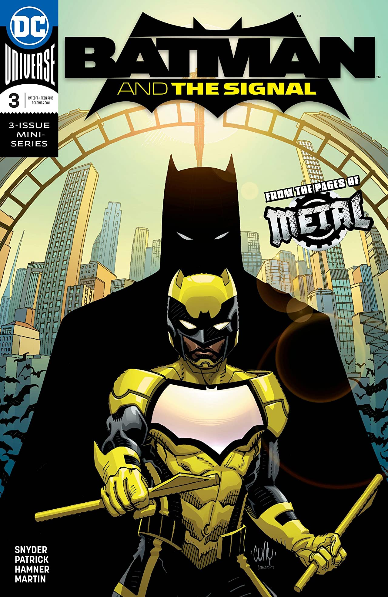 Batman & the Signal (2018) #3