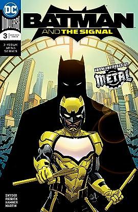 Batman & the Signal (2018) #3