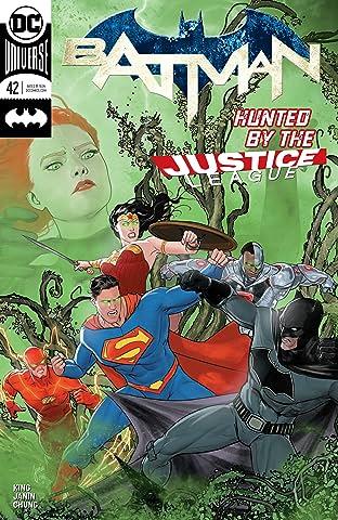 Batman (2016-) #42