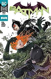 Batman (2016-) #43