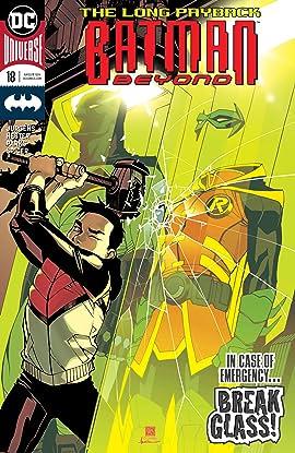 Batman Beyond (2016-) #18