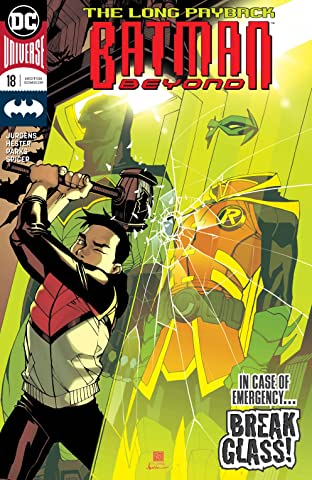 Batman Beyond (2016-) #18