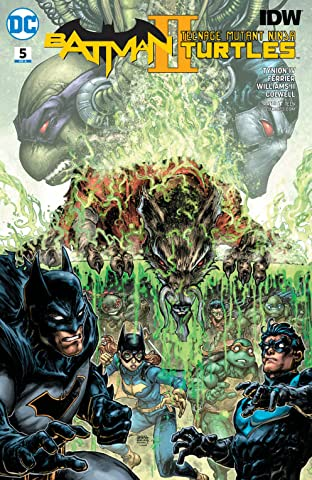 Batman/Teenage Mutant Ninja Turtles II (2017-) #5