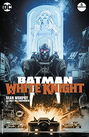 Batman: White Knight (2017-) #6