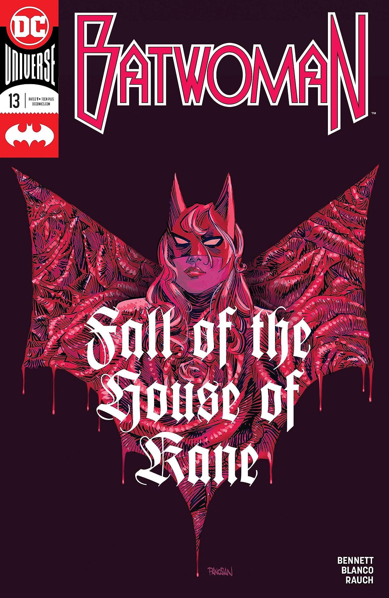 Batwoman (2017-) #13