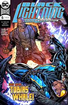 Black Lightning: Cold Dead Hands (2017-) #5