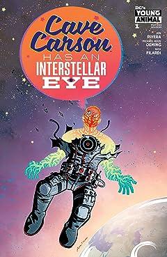 Cave Carson Has an Interstellar Eye (2018) #1