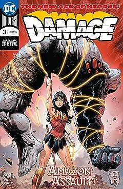 Damage (2018-) #3