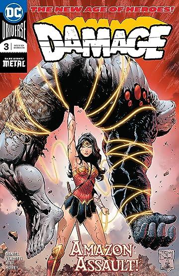 Damage (2018-2019) #3