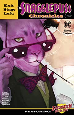 Exit Stage Left: The Snagglepuss Chronicles (2018) #3