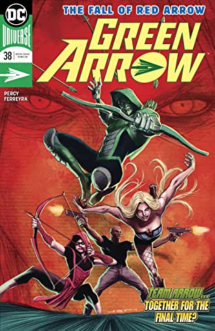 Green Arrow (2016-2019) #38