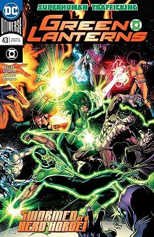 Green Lanterns (2016-) #43