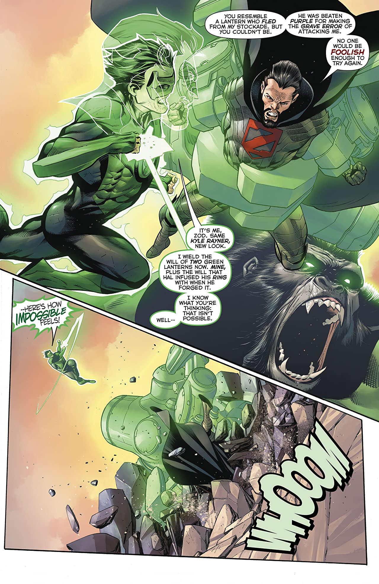 Hal Jordan and The Green Lantern Corps (2016-) #40