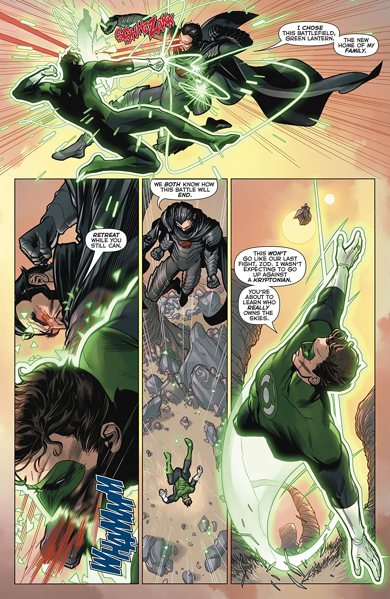 Hal Jordan and The Green Lantern Corps (2016-) #41