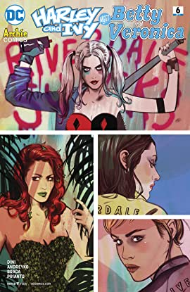 Harley & Ivy Meet Betty and Veronica (2017-2018) #6