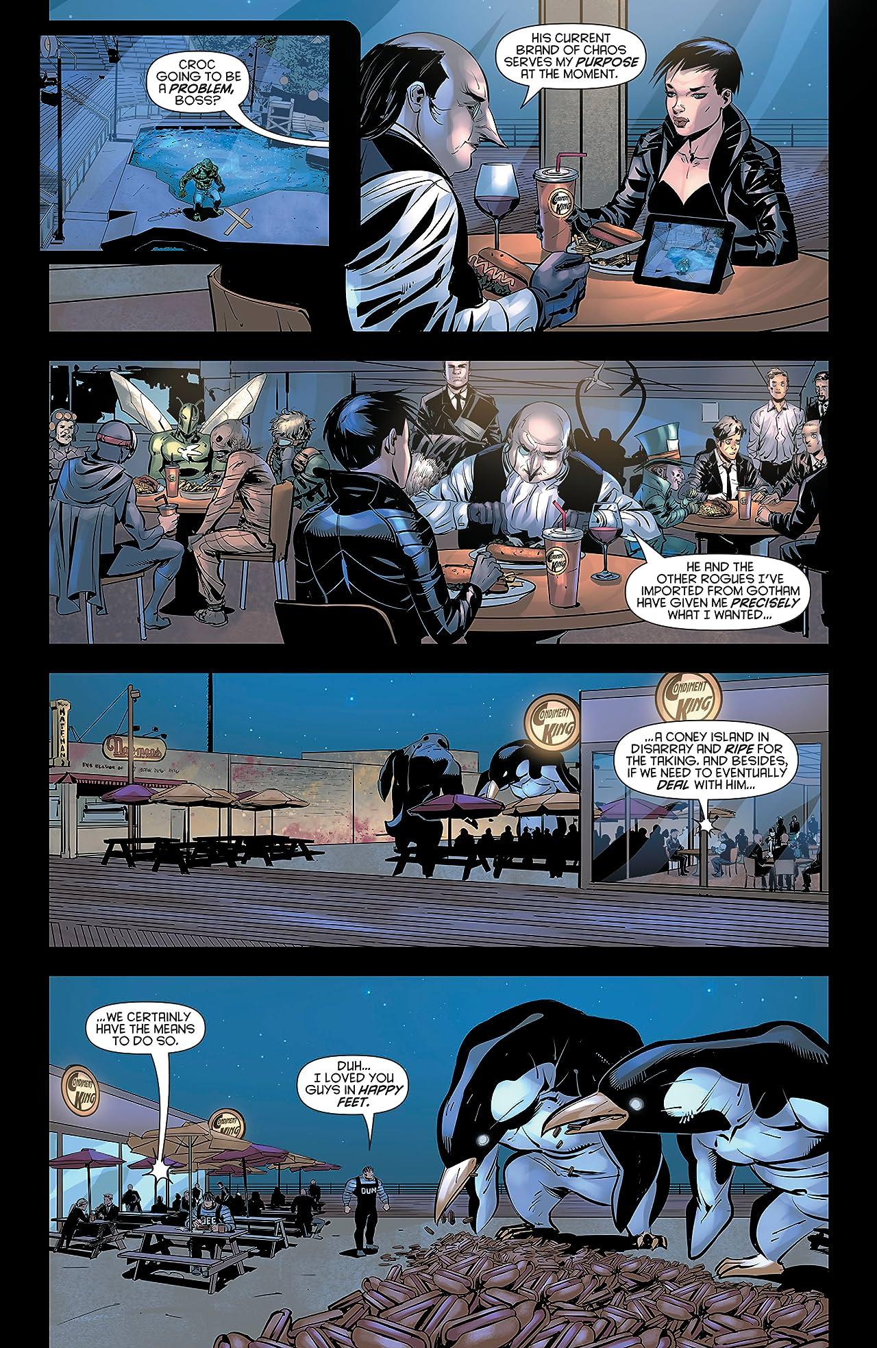 Harley Quinn (2016-) #39