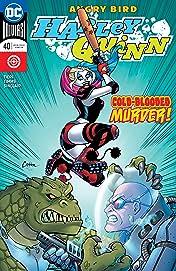 Harley Quinn (2016-) #40