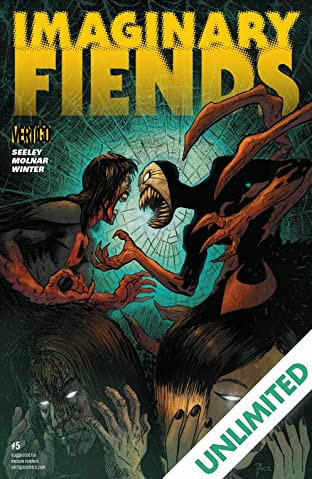 Imaginary Fiends (2017-2018) #5