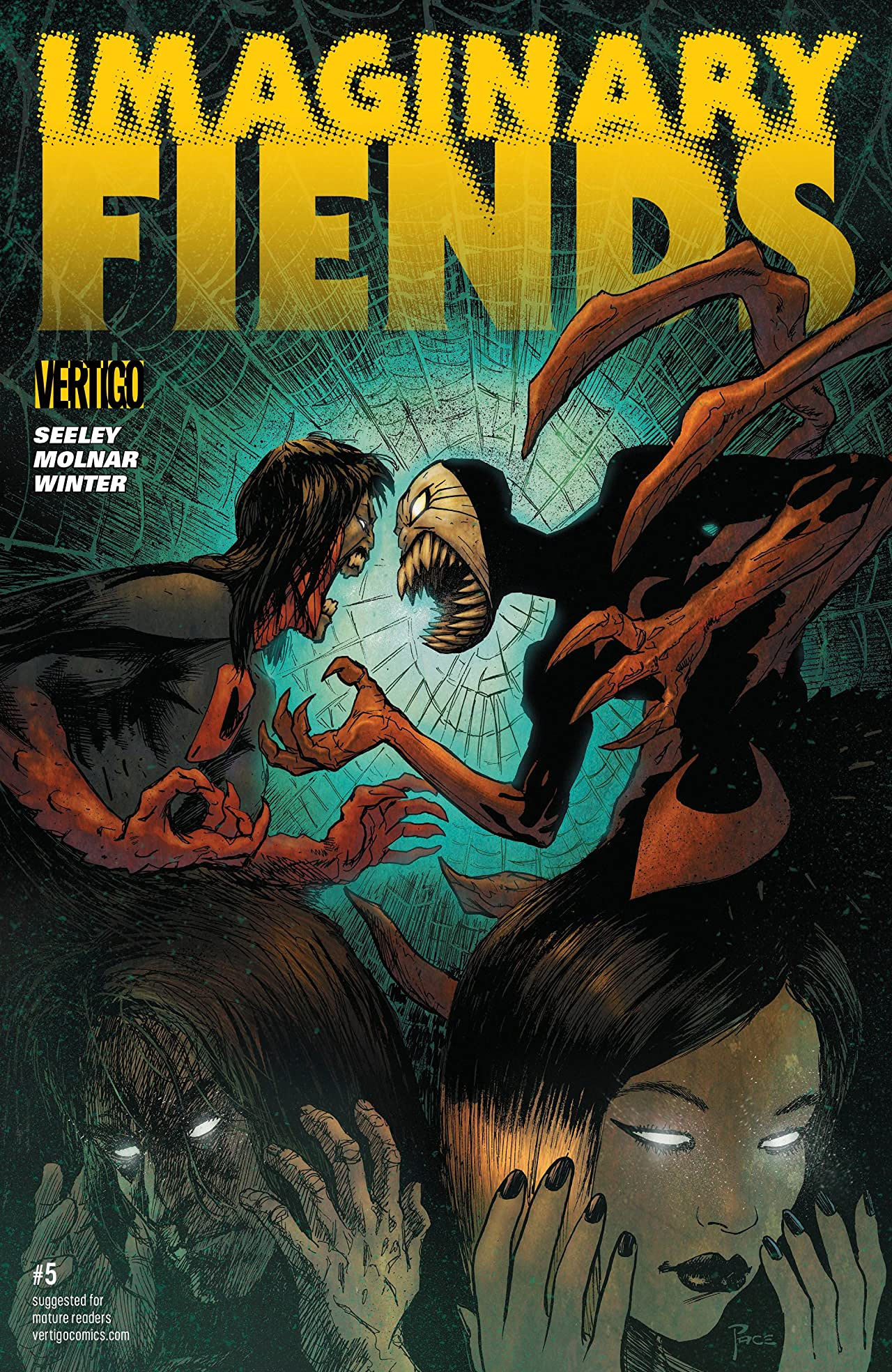 Imaginary Fiends (2017-) #5