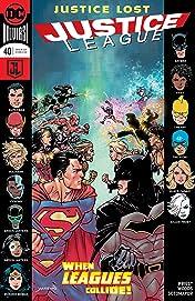Justice League (2016-) #40
