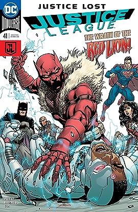 Justice League (2016-) #41