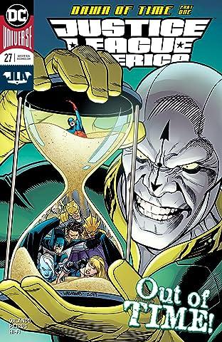 Justice League of America (2017-) No.27
