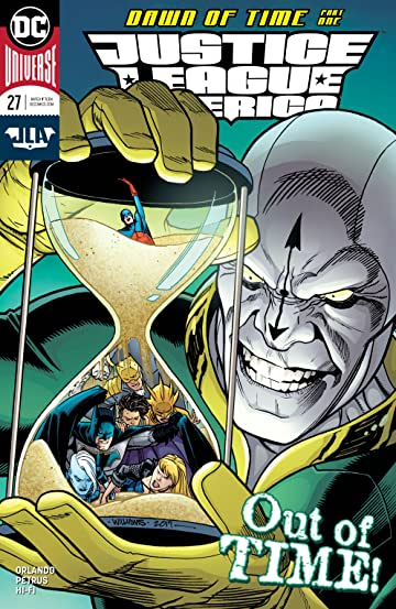 Justice League of America (2017-) #27