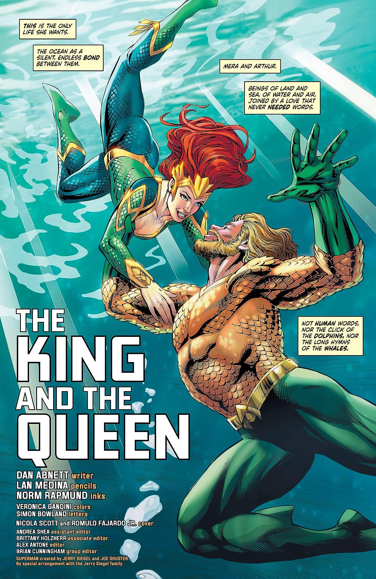 Mera: Queen of Atlantis (2018) #2