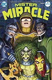 Mister Miracle (2017-2019) #7
