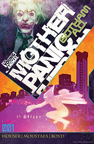 Mother Panic: Gotham A.D. (2018) #1