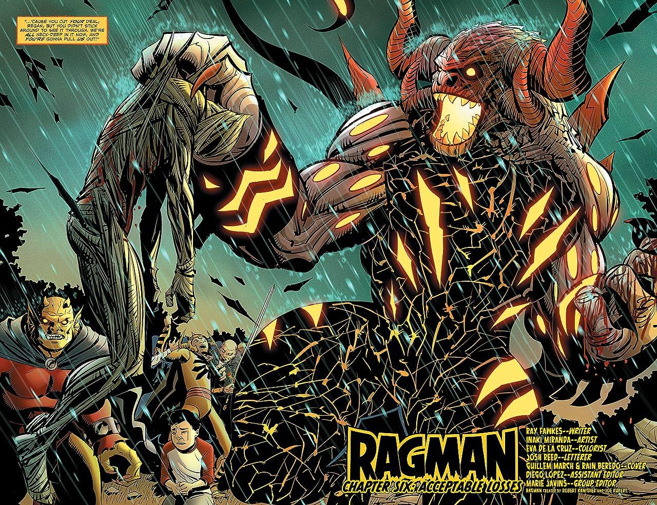 Ragman (2017-) #6
