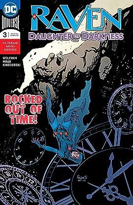 Raven: Daughter of Darkness (2018-2019) #3