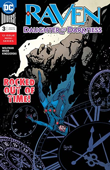Raven: Daughter of Darkness (2018-) #3