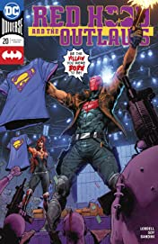 Red Hood and the Outlaws (2016-) #20