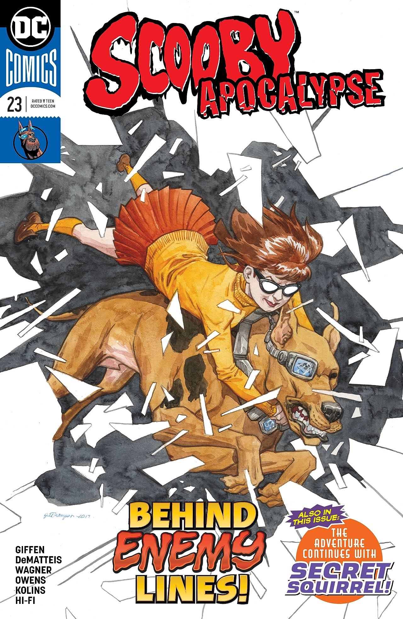 Scooby Apocalypse (2016-) #23