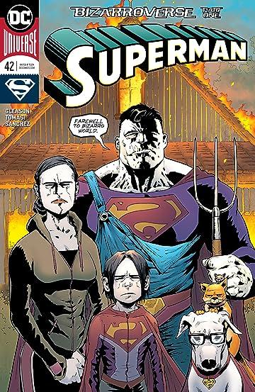 Superman (2016-) #42