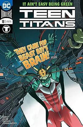 Teen Titans (2016-) #18