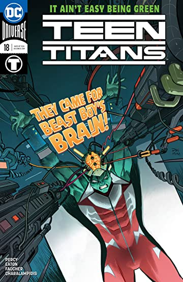 Teen Titans (2016-) No.18