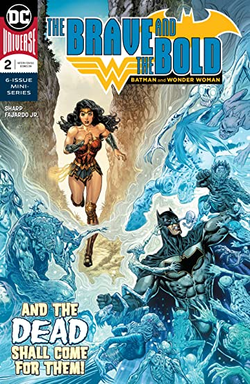 The Brave and the Bold: Batman and Wonder Woman (2018-) #2
