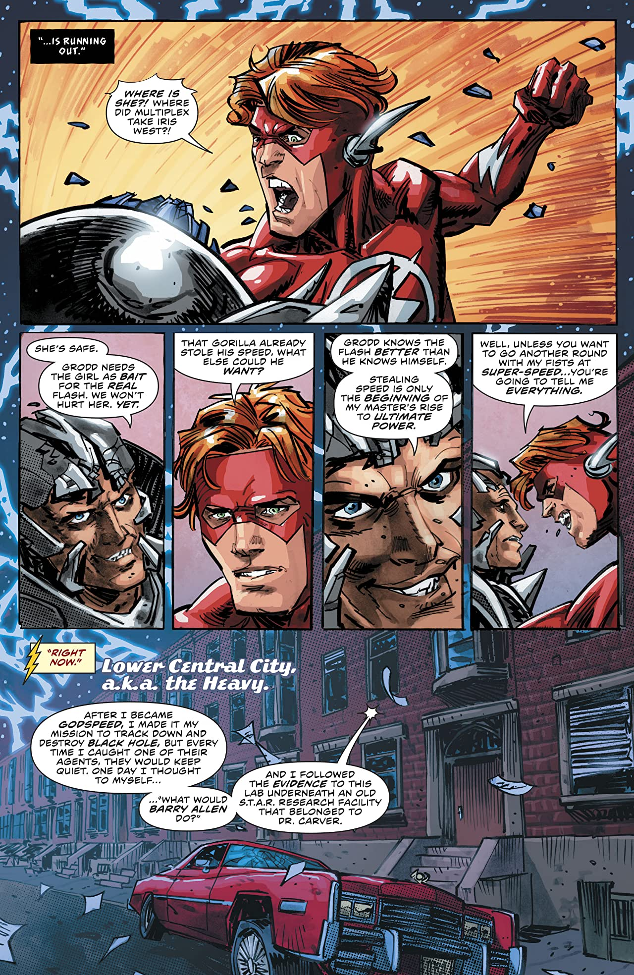 The Flash (2016-) #42