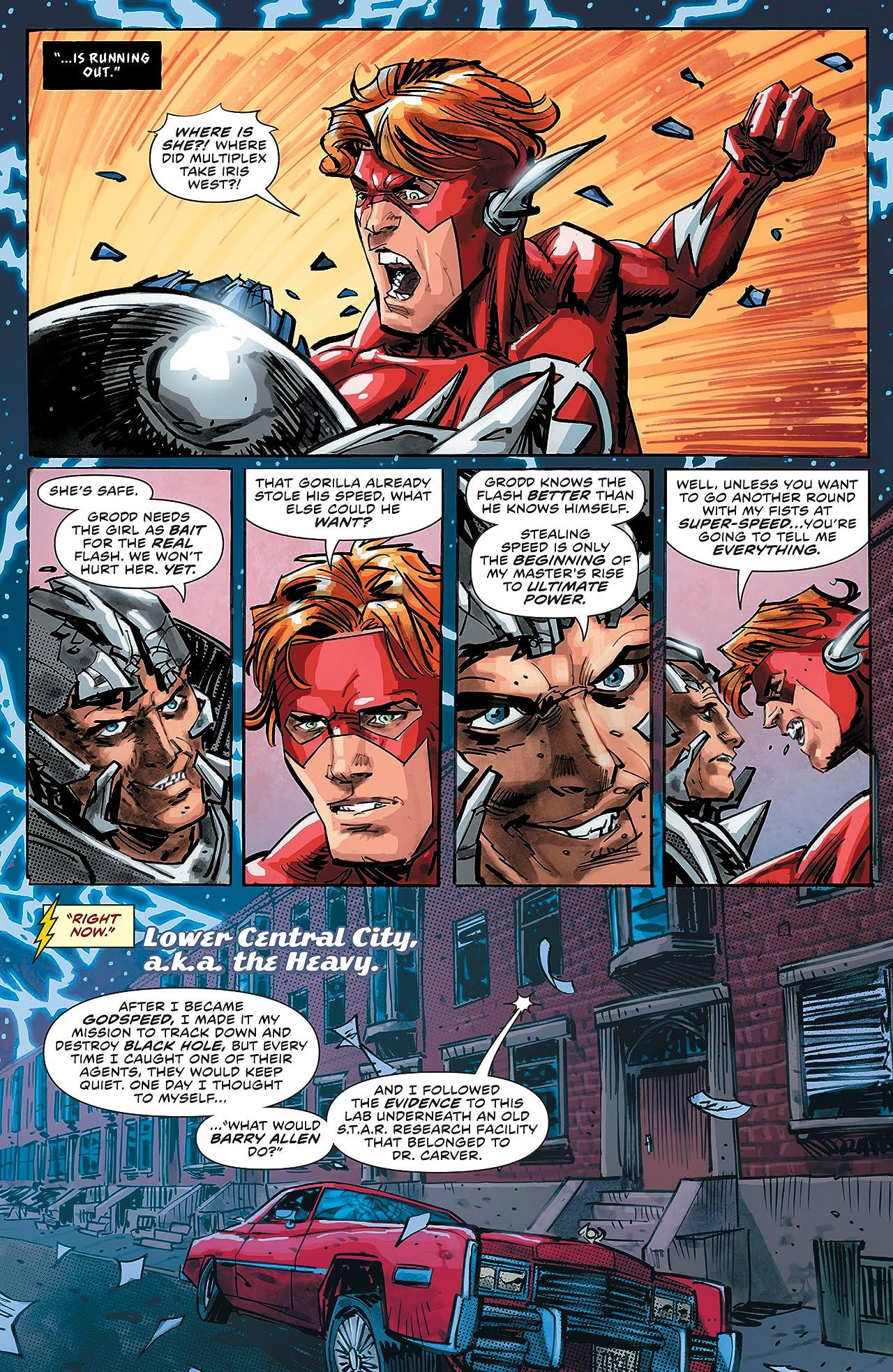 The Flash (2016-) #42