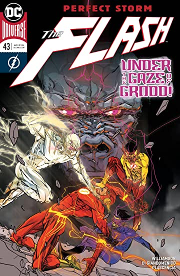 The Flash (2016-) #43