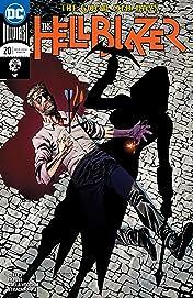 The Hellblazer (2016-) #20